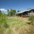Rock Cliff Nature Center at Jordanelle State Park.- Rock Cliff Nature Center + Interpretive Trail