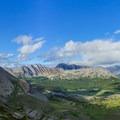 Looking east toward Alberta.- Nub Peak