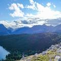 The Canadian Rockies at their finest.- Nub Peak