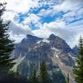 Mount Aberdeen.- Devil's Thumb