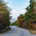 Foothills Parkway scenic drive.- Look Rock