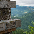 Elk Summit register.- Elk Mountain to Kings Mountain Traverse