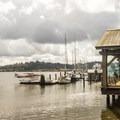 Coos Bay.- Coos Bay Boardwalk