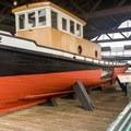 "Coos Bay tugboat ""Koos #2.""- Coos Bay Boardwalk"
