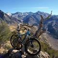 A great vista point from just below Buffalo Peak.- Squaw Peak Loop