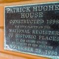 Hughes House.- Historic Hughes House