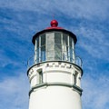 Closeup of the tower.- Cape Blanco Lighthouse