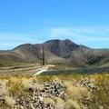 View of Black Mountain.- Black Mountain Summit