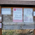 An on-site information kiosk.- Draper Cycle Park