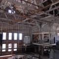 Inside the Power Plant at Kennecott Copper Mines National Historic Landmark.- Kennecott Copper Mines National Historic Landmark