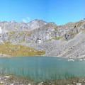 Lower Reed Lake.- Reed Lakes Trail