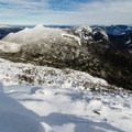 Winter-Haystack Summit- Haystack, Basin + Saddleback Mountain Lasso Loop