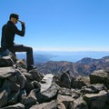 Mount Rose Summit (10,776 ft), with panoramic views over Lake Tahoe and the Reno metro area.- Mount Rose Summit Trail