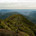 View from the summit of Mount Colden.- Mount Colden via the Trap Dyke