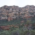 Views from the trail. Don't forget to look up and enjoy! - Devils Bridge