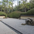 One of the Zen gardens.- Morikami Japanese Gardens
