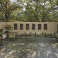 The bonsai section.- Morikami Japanese Gardens