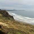 View from the trail- Cape Blanco Shore Trail