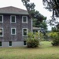 Guard Station headquarters and museum.- Port Orford Coast Guard Station