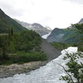 Preview of the glacial waters of Eagle River that you'll be required to ford.- Crow Pass Trail Thru-Hike