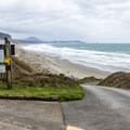 Access to Cape Blanco Beach.- Cape Blanco State Park