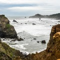 Otter Point.- Otter Point State Recreation Site