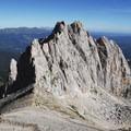 Corno Piccolo.- Corno Grande of the Gran Sasso d'Italia