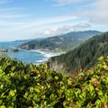 View to the north toward Whaleshead Beach.- House Rock Viewpoint