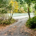 River access for boats.- Alfred Loeb State Park Campground