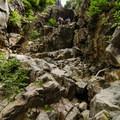 Trap Dyke.- Mount Colden via the Trap Dyke