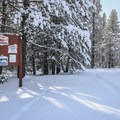 Sagehen Campground.- Sagehen Summit