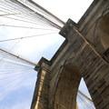 Brooklyn Bridge.- Brooklyn Bridge National Historic Landmark