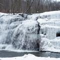 Pixley Falls.- Canal Trail
