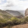 Inspiration point.- Sandstone Peak, Circle X Ranch