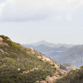 Balanced Rock and the Echo Cliffs.- Sandstone Peak, Circle X Ranch