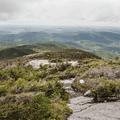 Ascending Mount Mansfield.- Mount Mansfield via Sunset Ridge Trail