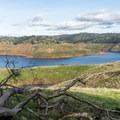New Melones Lake.- Heron Point Loop Hike