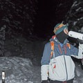 Gotta bring the hot cocoa when it's 12 degrees out- Donut Falls Snowshoe