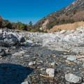 Snow Creek.- San Gorgonio via Momyer Creek Trail + Vivian Creek Trail