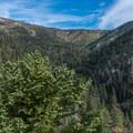 Dollar Lake Saddle. - San Gorgonio via Momyer Creek Trail + Vivian Creek Trail
