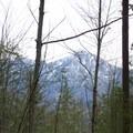 View toward Mount Washington.- Boulder Gardens Loop