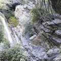 Salmon Creek Falls.- Salmon Creek Trail to Estrella Camp