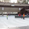 Winter Lodge in Palo Alto.- Winter Lodge