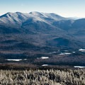 Santanoni Range from Seymour Mountain.- Seymour Mountain