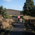 The Devastation Trail is an excellent trail for younger visitors to Hawai'i Volcanoes National Park.- Devastation Trail