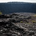 Keanakāko'i Crater, Hawai'i Volcanoes National Park.- Keanakāko'i Crater Hike