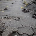 The trail is marked with cairns as you cross the surface of the crater.- Kīlauea Iki Trail