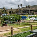 Jalama Beach Campground.- Jalama Beach Campground