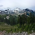 Mount Baker.- Ptarmigan Ridge