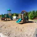 Playground at Dairy Creek Camp East.- Dairy Creek Camp East + West